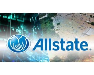 Allstate books $466mn in Q1 cat losses as hands reinsurers $1.1bn bill