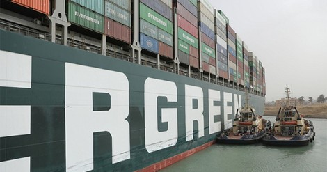 Opinion: Suez was a warning shot for the recovering marine market