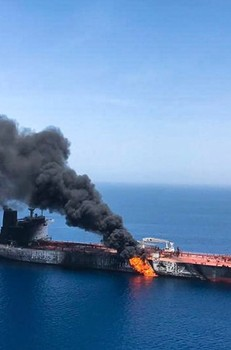 Attacks on oil tankers in Gulf spark fears of return to 1980s 'Tanker Wars' - Telegraph