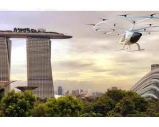 Air taxis will be tested in Singapore skies next year – here are 5 things to know about the Volocopter - Business Insider