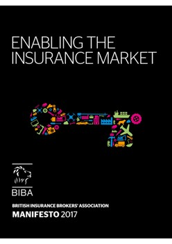 BIBA Manifesto 2017 Enabling the Insurance Market