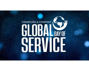 Crawford celebrates Global Day of Service 2019