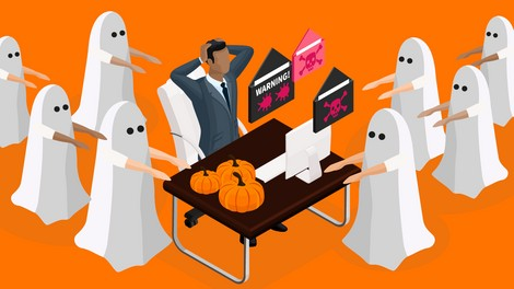The top three scariest cyber threats