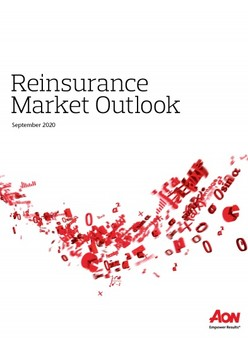Reinsurance Market Outlook - September 2020