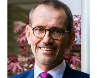 Gilbert Canameras, former Secretary General of FERMA, tribute to Jo Willaert