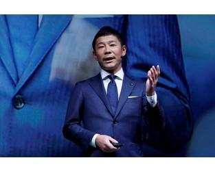 Japan fashion guru Maezawa lands first SpaceX moon flight - Reuters