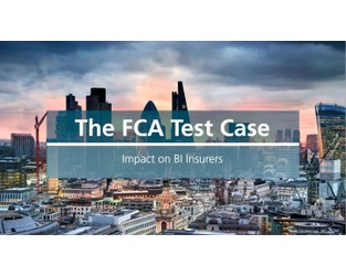 Video: The FCA test case - impact on BI insurers