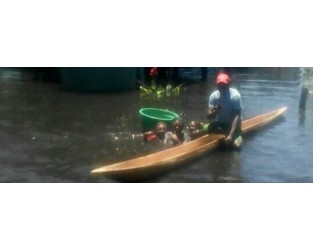 Severe floods leave more than 60 000 homeless in Papua New Guinea - The Watchers