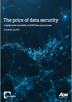 The Price of Data Security - 2nd Edition