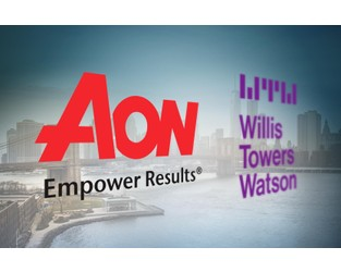 """Aon shares """"attractive"""" ahead of WTW deal shareholder vote: Wells Fargo"""