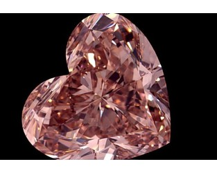 Lucapa Unveils 15ct. Polished Pink Diamond - Rapaport