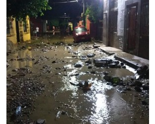 Colombia – Thousands Hit by Flash Floods in Bolivar - Floodlist
