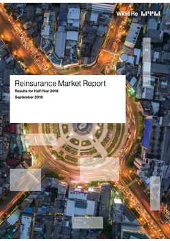 Reinsurance Market Report - Results for Half-Year 2018