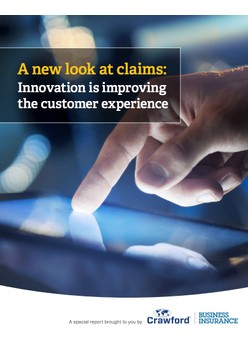 A new look at claims: Innovation is improving the customer experience