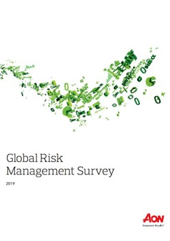 Global Risk Management Survey 2019