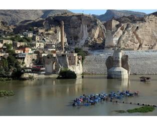 Turkey starts filling huge Tigris river dam, activists say - Reuters
