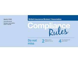 Compliance Rules Q3 2019