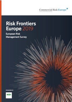 Risk Frontiers Europe 2019 - European Risk Management Survey