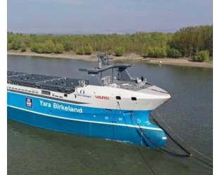 Autonomous shipping revolution