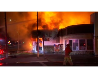 Fire destroys business in historic Chowchilla building - ABC