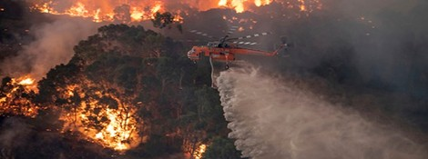 Australian bushfires intensify scrutiny on insuring, investing in coal