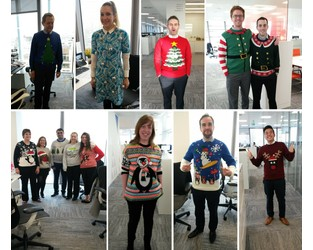 Festive jumper day to raise money for Water Aid