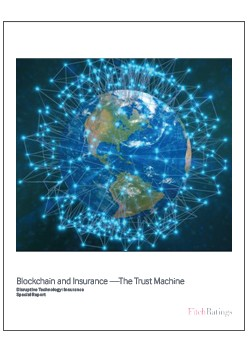Report: Blockchain and Insurance - The Trust Machine