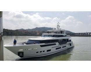 Heysea launches second superyacht of 2020 - SuperyachtNews