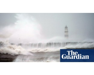 Met Office warns of dangerous roads after rain and floods - The Guardian