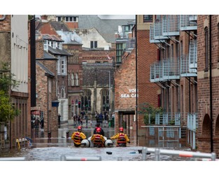 New insurance scheme from British Insurance Brokers' Association offers hope to businesses at risk of flood.