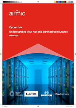 Cyber risk: Understanding your risk and purchasing insurance
