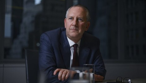 AIG President Zaffino Makes Case for Life & Retirement Separation