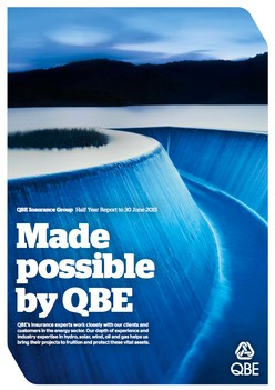 QBE Insurance Group Half Year Report to 30 June 2015