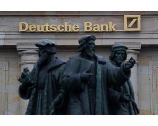 Deutsche Bank Pays $197 Million to Settle Dutch Bribery Case - Bloomberg