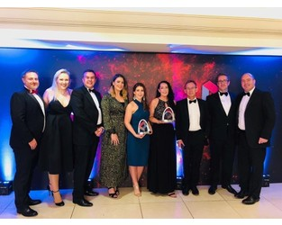 Hiscox wins two Insurance Day Awards