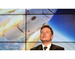 SpaceX: Elon Musk's Starship SN3 prototype collapses in cloud of white smoke during test - The National