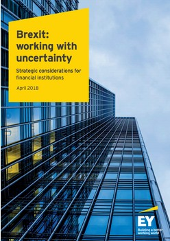 Brexit: working with uncertainty
