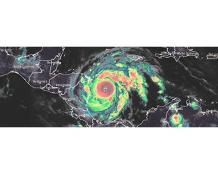 Rapid intensification of 2020 tropical cyclones - The Watchers
