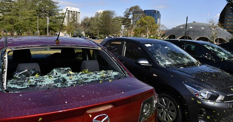 Perils cuts Queensland hailstorm loss by 10% to A$1.1bn