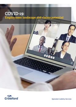 COVID-19: Employment landscape and claims potential