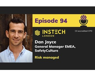Podcast – Dan Joyce: General Manager EMEA, SafetyCulture: Risk managed