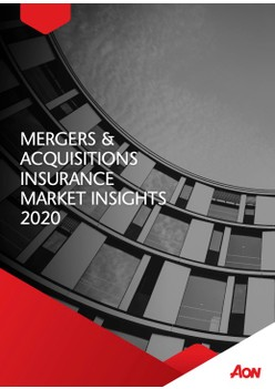 Mergers and Acquisitions Insurance Market Insights 2020
