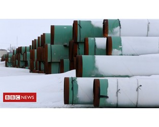 Keystone pipeline: Biden 'to cancel it on his first day' - BBC