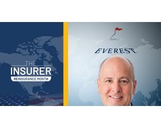 Andrade: Everest Re aiming for more even insurance-reinsurance split