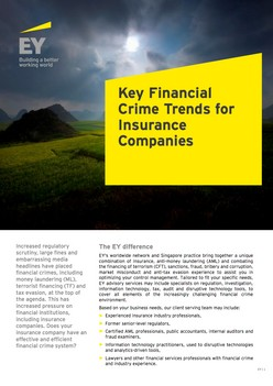 Key Financial Crime Trends for Insurance Companies