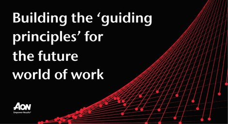 Building the 'guiding principles' for the future world of work - John McLaughlin
