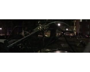 Deadly tornado hits Ruston, rips through Louisiana Tech University campus, Louisiana - The Watchers