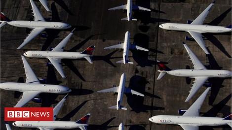 Plane crash deaths rise in 2020 despite Covid pandemic - BBC