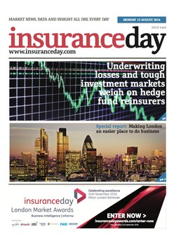 Making London an Easier Place to do Business - Insurance Day