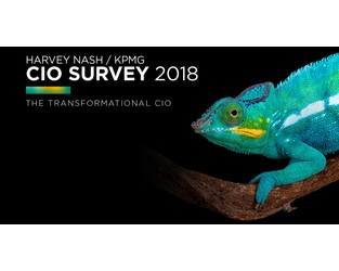 Harvey Nash/ KPMG CIO Survey 2018